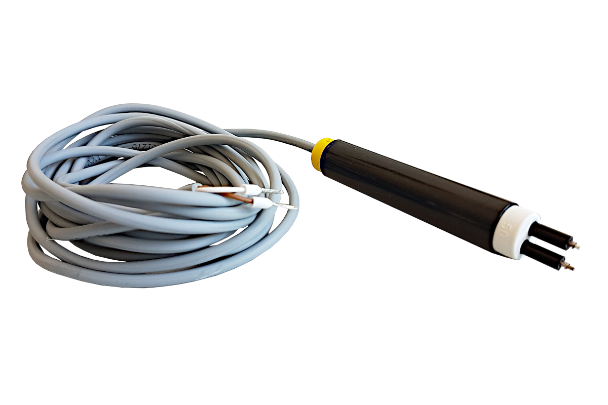 sensor with cable, Sensor mit Kabel