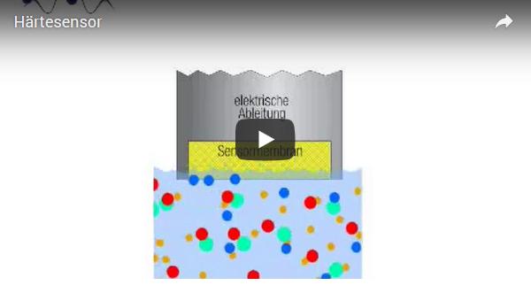 Mithilfe ionenselektiver Härtesensoren sind schnelle, kontinuierliche und wartungsarme Messungen möglich.